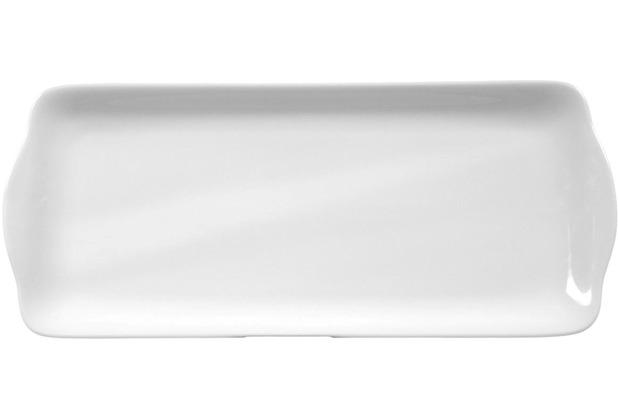 Seltmann Weiden Kuchenplatte eckig 35x15 cm Rondo/Liane