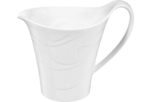 Seltmann Weiden Milchkännchen 0,23 l Allegro weiß uni 00003