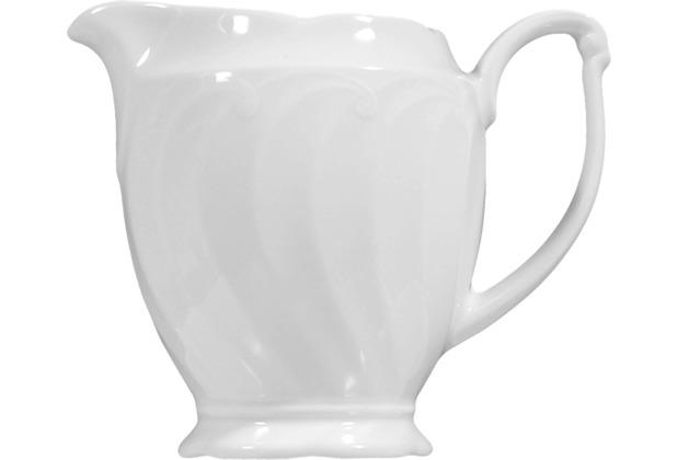 Seltmann Weiden Milchkännchen 6 Personen Leonore weiß uni 7