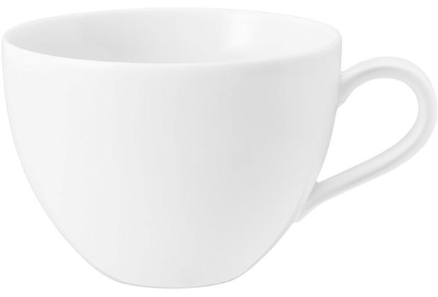 Seltmann Weiden Milchkaffeeobertasse 0,35 l Beat weiß
