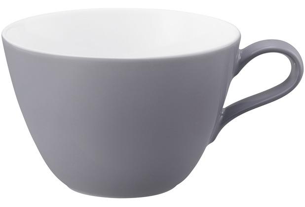 Seltmann Weiden Milchkaffeeobertasse 0,37 l Life Fashion elegant grey 25675