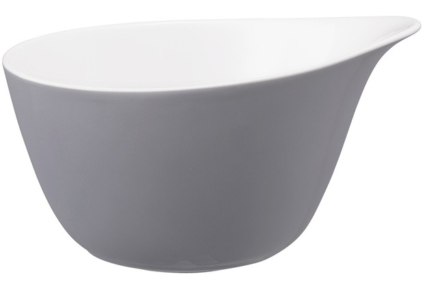 Seltmann Weiden Müslischale mit Griff 0,60 l Life Fashion elegant grey 25675