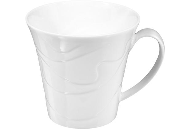Seltmann Weiden Obere zur Kaffeetasse 0,21 l Allegro weiß uni 00003