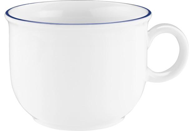Seltmann Weiden Obere zur Kaffeetasse 0,21 l Compact Blaurand 10795