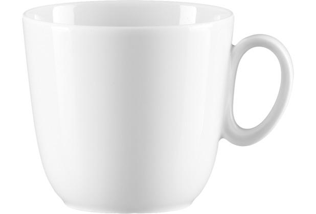 Seltmann Weiden Obere zur Kaffeetasse 0,23 l Paso weiß uni 00003