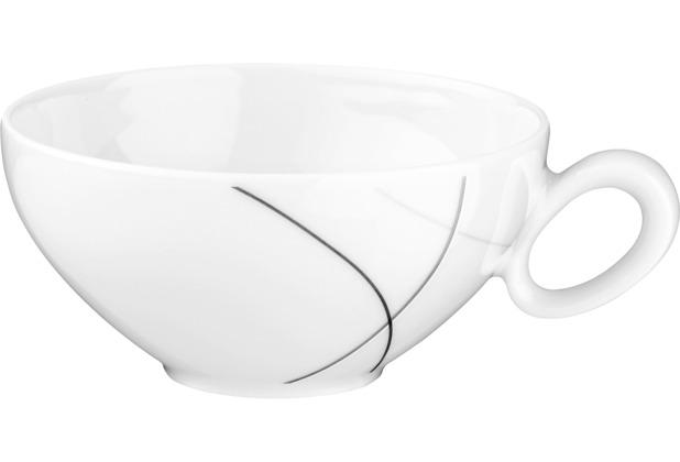 Seltmann Weiden Obere zur Teetasse 0,14 l Trio Highline 71381 grau, schwarz