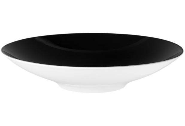 Seltmann Weiden Pasta-/Salatteller 26 cm Life Fashion glamorous black 25677