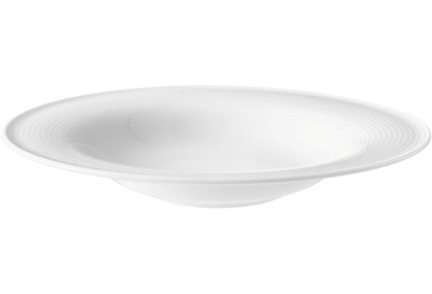 Seltmann Weiden Pasta-/Salatteller 27,5 cm Beat weiß