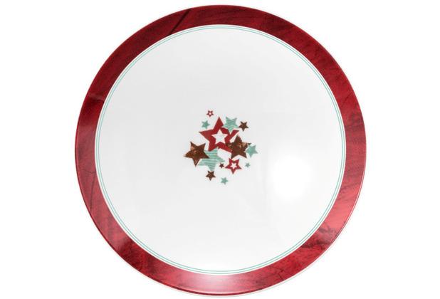 Seltmann Weiden Pasta-/Suppenteller 23 cm Life Christmas