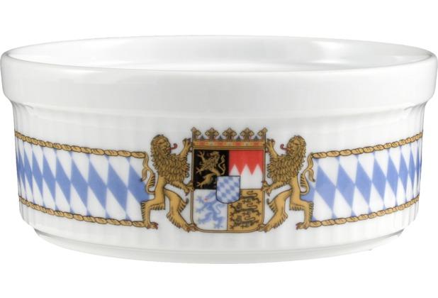 Seltmann Weiden Pastetennapf 1011 12 cm Compact Bayern 27110 blau, gelb, rot/rosa