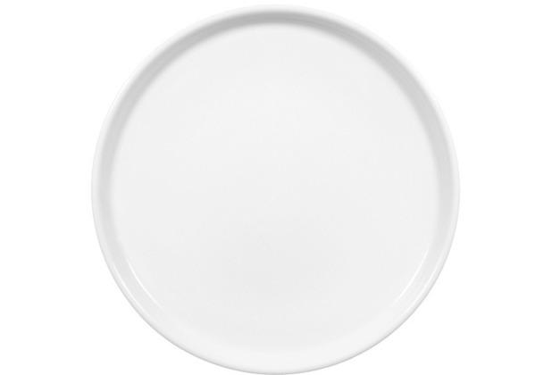 Seltmann Weiden Pizzateller 30 cm Lukullus Uni 6 weiß