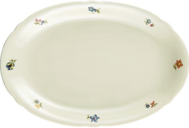 Seltmann Weiden Platte oval 31 cm Marieluise elfenbein 44714