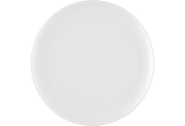Seltmann Weiden Platte rund 5297 19 cm No Limits weiß uni 00003
