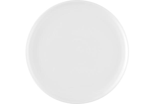 Seltmann Weiden Platte rund 5298 21 cm No Limits weiß uni 00003