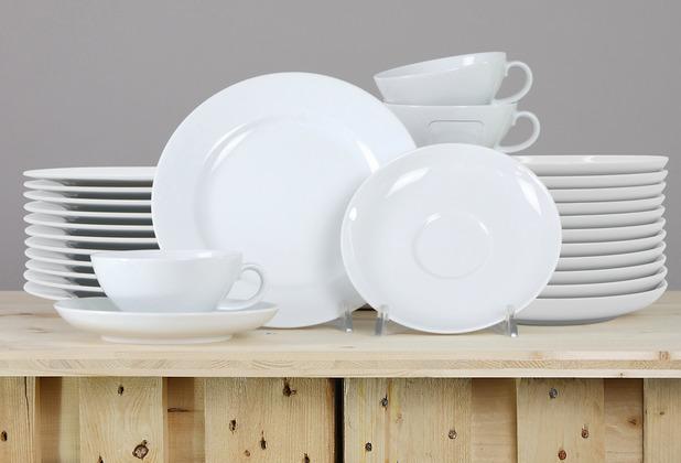 Seltmann Weiden Rondo/Liane Teeservice für 12 Personen 36-teilig klein