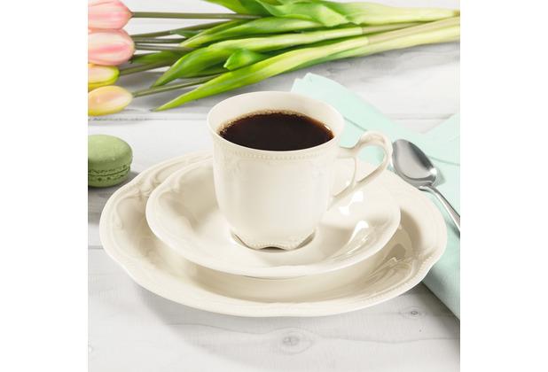 Seltmann Weiden Rubin Kaffeeservice 18-tlg.