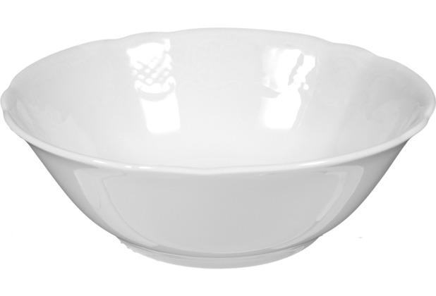 Seltmann Weiden Salats rund 18 cm Salzburg weiß uni 3