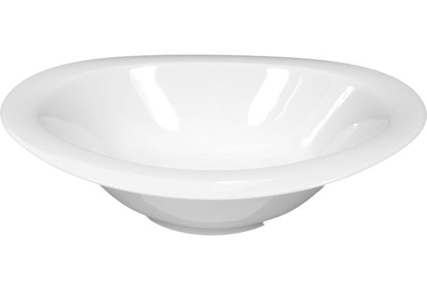 Seltmann Weiden Schale oval 27 cm Top Life weiß uni 00003