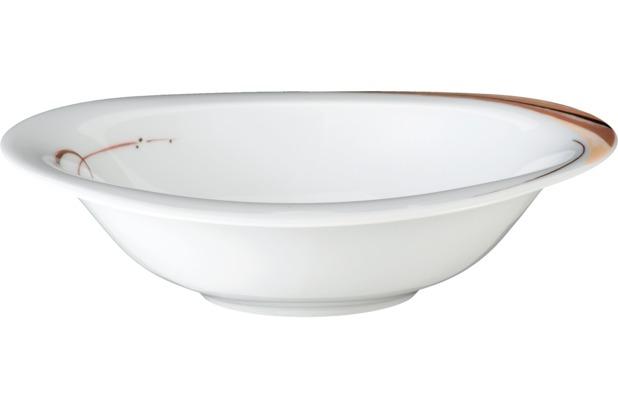 Seltmann Weiden Schale oval hoch 21 cm Top Life Aruba 23434 braun