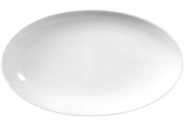 Seltmann Weiden Servierplatte oval 24x14,5 cm Rondo/Liane