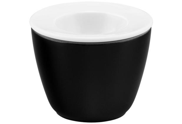 Seltmann Weiden Snack and Egg 2-teilig Life Fashion glamorous black 25677
