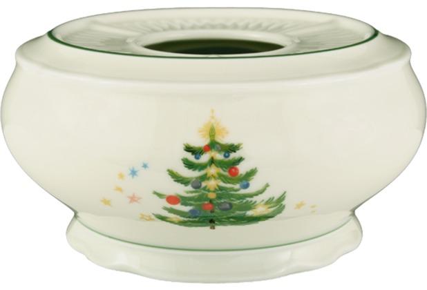 Seltmann Weiden Stövchen Marie Luise Weihnachten 43607 bunt, grün