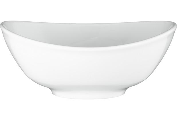 Seltmann Weiden Suppenbowl oval 5238 16 cm Modern Life weiß uni 00006