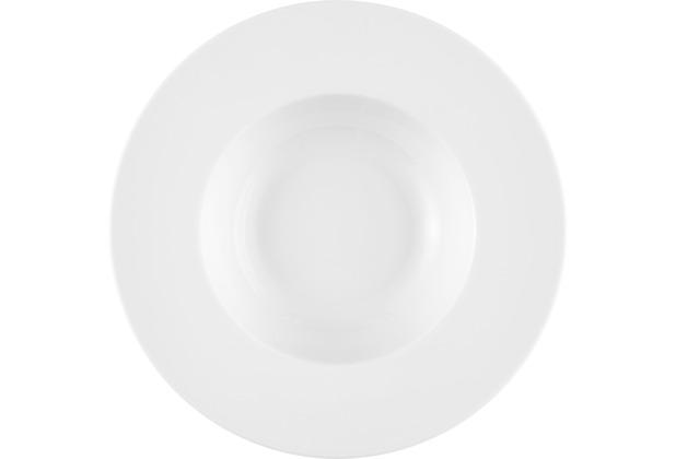 Seltmann Weiden Suppenteller 23 cm No Limits weiß uni 00003