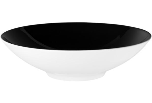 Seltmann Weiden Suppenteller rund 20 cm Life Fashion glamorous black 25677