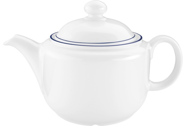 Seltmann Weiden Teekanne 6 Personen Compact Blaurand 10795
