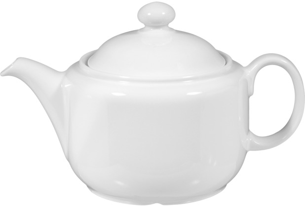 Seltmann Weiden Teekanne 6 Personen Compact weiß uni 00007