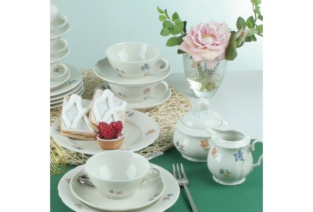 Seltmann Weiden Teeservice 20-tlg. 1 Marieluise elfenbein 44714