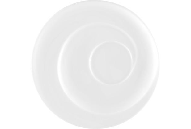 Seltmann Weiden Untere rund groß 16,5 cm Paso weiß uni 00003
