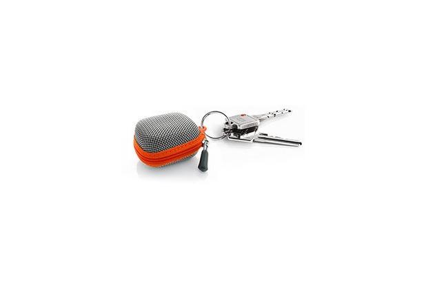 SendStation Earbuddy, silber/orange