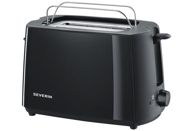 Severin Toaster AT2287 schwarz