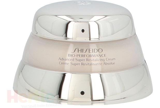 Shiseido Bio-Perf. Adv. Super Revitalizing Cream Retexturizing/Moisturizing 75 ml