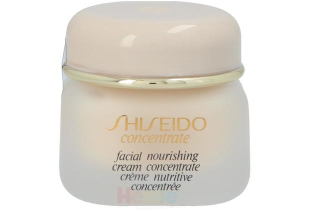 Shiseido Concentrate Facial Nourishing Cream For dry skin 30 ml
