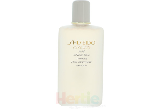 Shiseido Concentrate Facial Softening Lotion For Dry Skin 150 ml