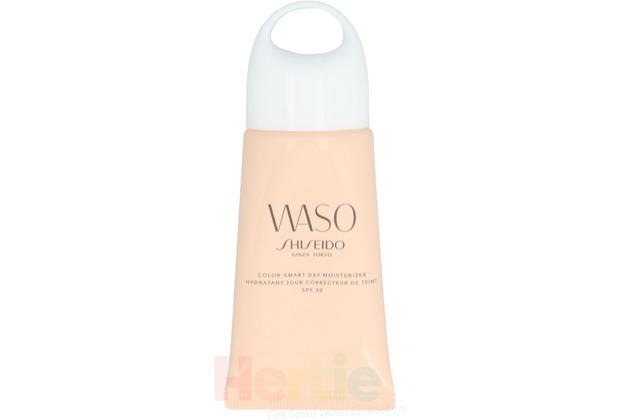 Shiseido WASO Color-Smart Day Moisterizer SPF30 Oil-Free 50 ml beige