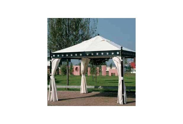 siena garden ersatzdach zu pavillon korfu natur 350x350. Black Bedroom Furniture Sets. Home Design Ideas