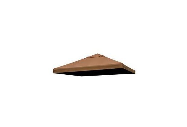 Siena Garden Ersatzdach zu Toronto, 350x350 cm, mocca