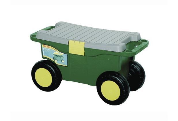 Siena Garden Hobby- und Gartenwagen Farbe: grün/gelb