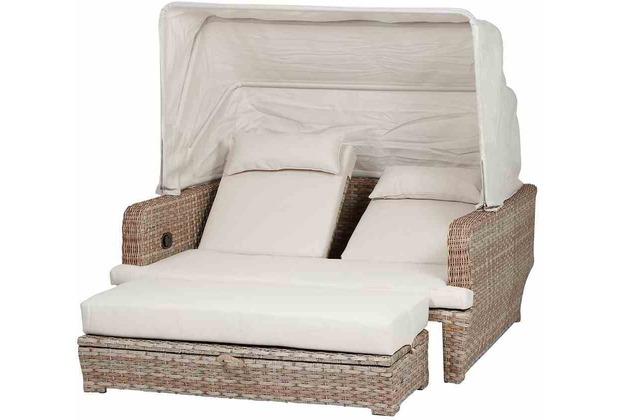 siena garden lobos loungeinsel natur. Black Bedroom Furniture Sets. Home Design Ideas