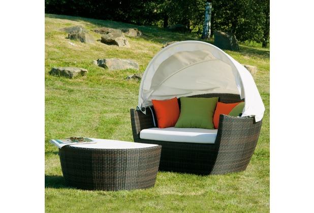 siena garden hawaii maron sitzkissen sonnendach beige dekokissen ja 2 x hellgr n orange. Black Bedroom Furniture Sets. Home Design Ideas