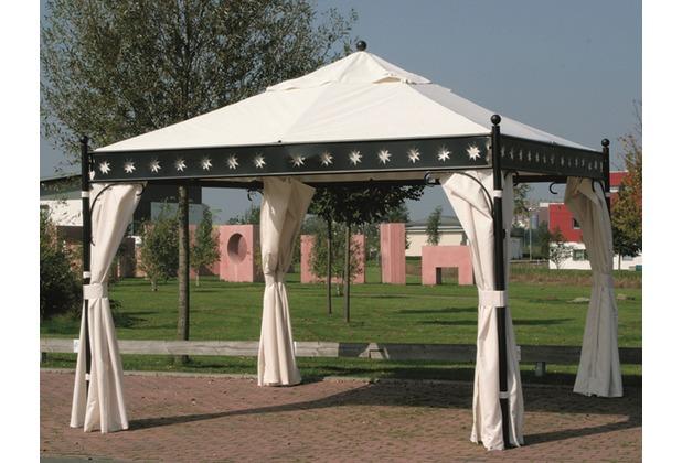 Siena Garden Satz Seitenteile zu Pavillon Korfu, natur