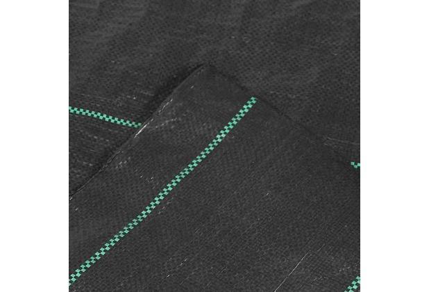 Siena Garden Unterbodengewebe 2x100m 100g, schwarz