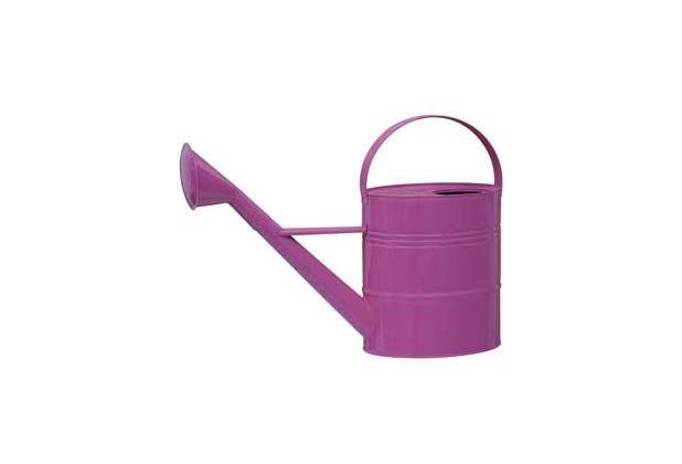 Siena Garden Zinkgießkanne 10l pink