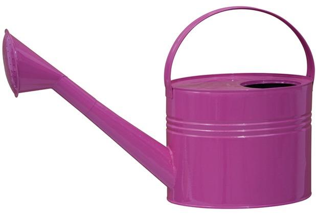 Siena Garden Zinkgießkanne 7l pink