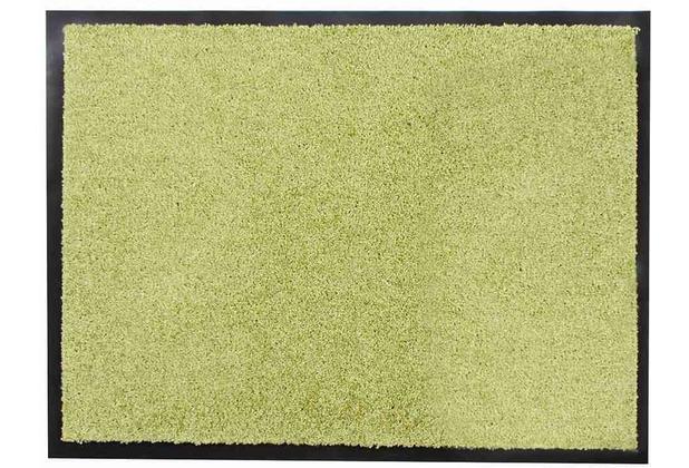 Siena Home Fußmatte Twine 60 x 80 cm grün