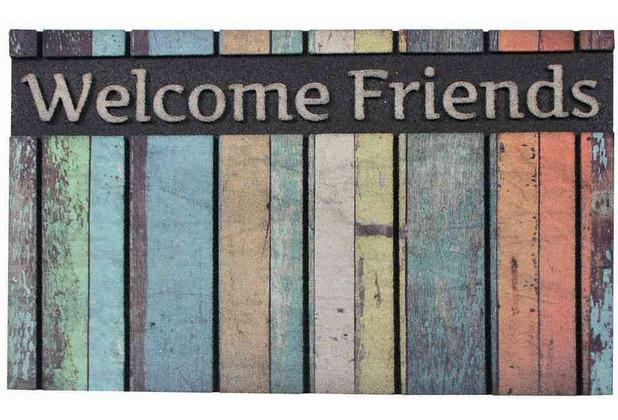Siena Home Türmatte Fence Colour 45 x 75 cm
